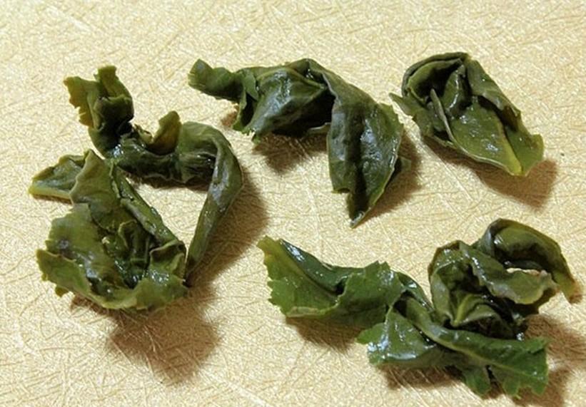 Купить зеленый китайский чай Алишань