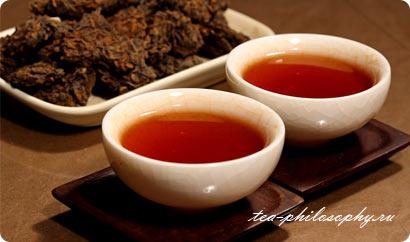 Заказывайте Шу пуэр весовой в чайном магазине онлайн или по телефону +7(495)21-520-21