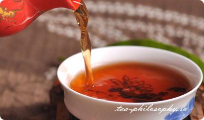 Купить китайский чай ШУ Пуэр Мини Точа Cai Yun Heng Tong, 2009г.