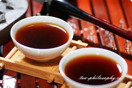 Купить китайский чай Шу Пуэр TAETEA Group