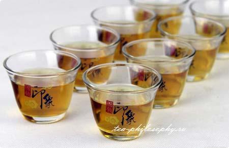 Чженшань Сяочжун - элитный чай из Китая