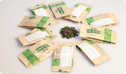 Бесплатные пробники элитного китайского чая от интернет магазина Чайная Философия