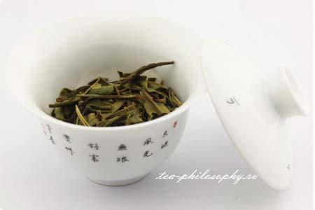 Купить белый китайский чай Баймудань