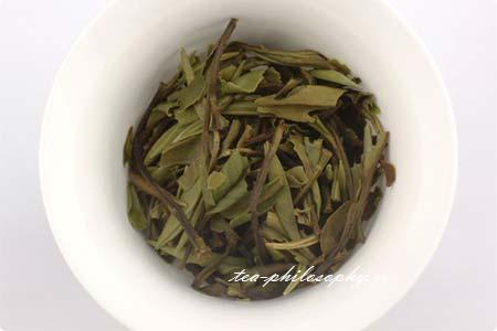 Купить белый чай Бай Му Дань(Белый Пион)