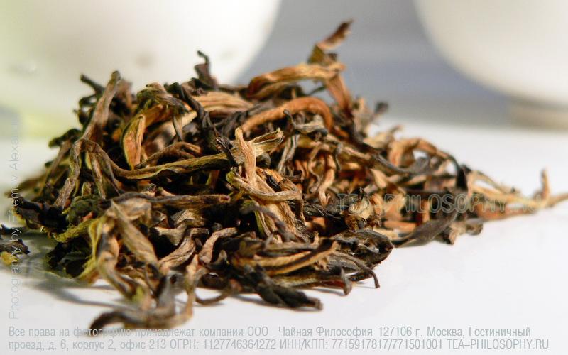 Чай легенда - Дяньхун (красный китайский чай)