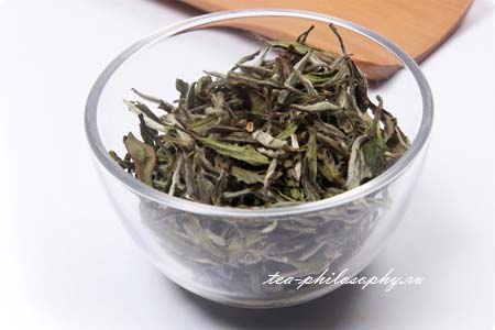Баймудань - элитный китайский чай