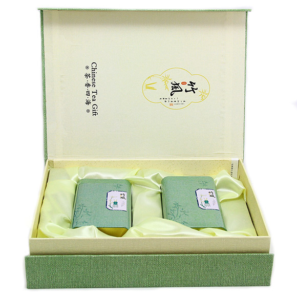 Китайский чай - лучший подарок! Узнайте больше о подарочной упаковке